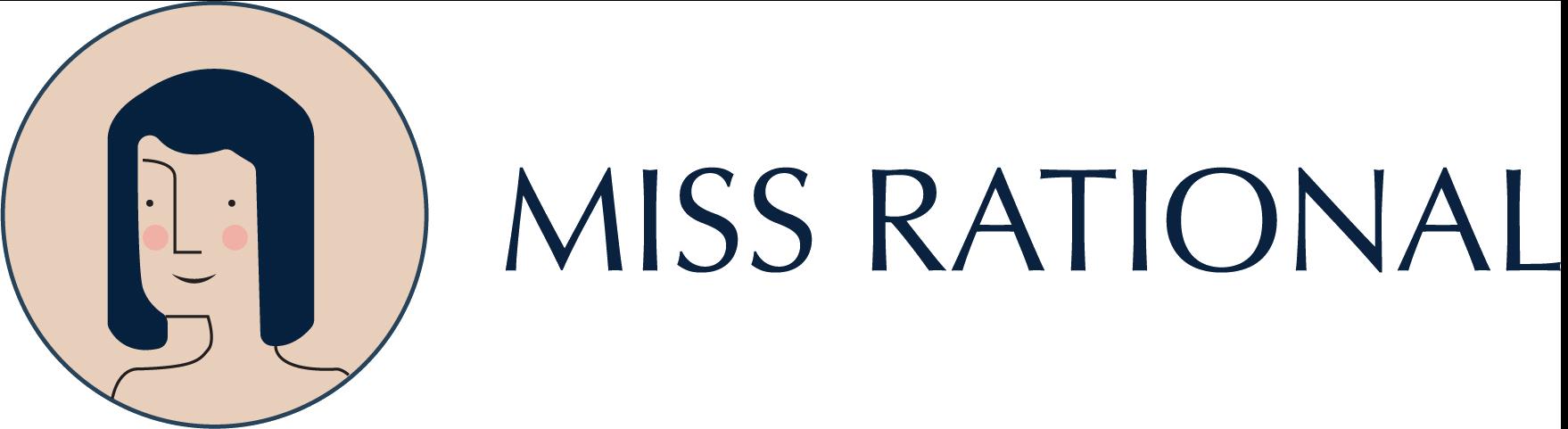 Miss Rational®海外华人医美分享社区 Logo
