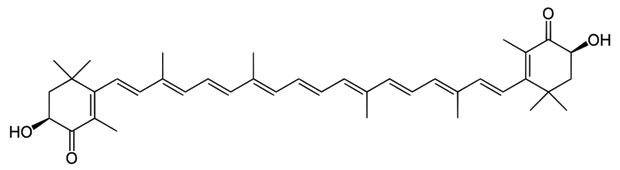 astaxanthin_structure