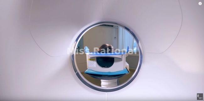 MRI检测